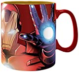 ABYstyle Abysse Corp_ABYMUG394 - MARVEL - FolienTasse - 460 ml - The Armored Avenger