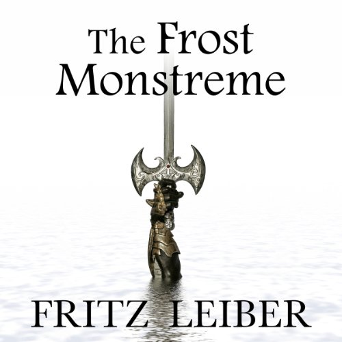 The Frost Monstreme audiobook cover art