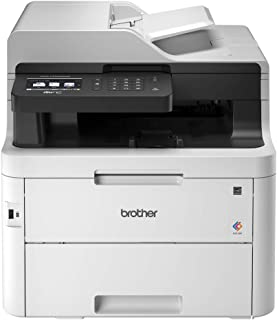 Brother Scanner, Automatic 2-Sided Printing and Wireless Connectivity Colour Laser Multi-Function Printer, (MFC-L3745DW)