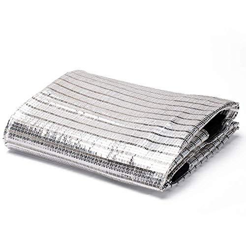 WZHTARPAULIN Outdoor Shade Net Vloerbedekking Aluminium folie Isolatie Cover Maat 2 * 3m