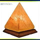ZIYIUI 100% Qualität original natürlichen Kristallsalz Lampe Himalaya Steinsalz Pyramide...