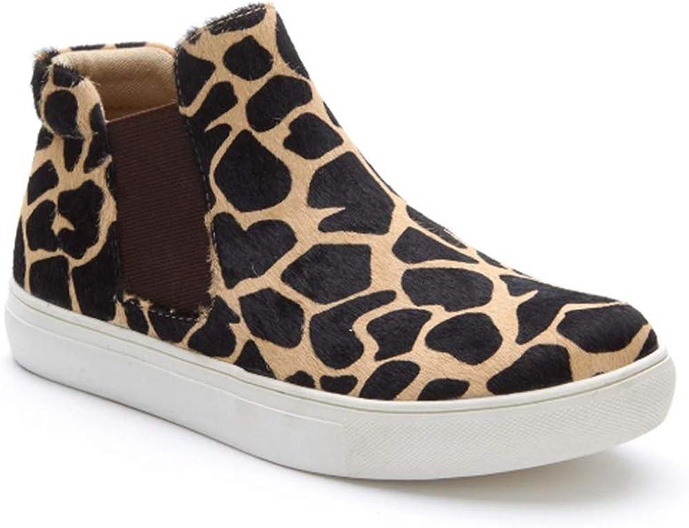 Matisse Women/'s Leapord Harlan Fashion Sneaker Sizes 6-10