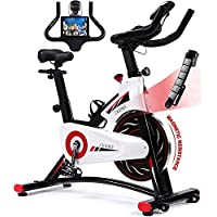 Chaoke Indoor Cycling Bike with Digital Monitor