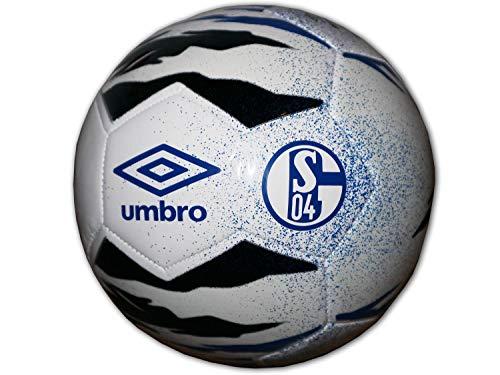 UMBRO S04 - Pallone da calcio Neo Trainer VCS bianco, misura 5