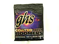 GHS strings CB-GBH×6セット Coated Guitar Boomers 012-52 エレキギター弦