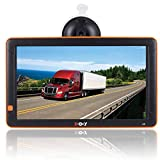 GPS Navigation for Cars, 9-inch big screen truck gps navigation system for trucks