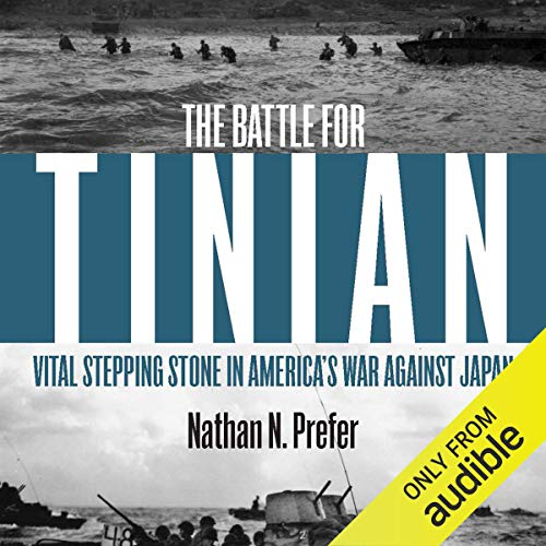 Battle for Tinian cover art
