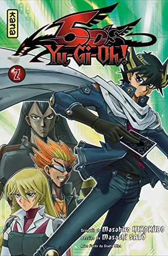 Yu-Gi-Oh! 5 D's, tome 2