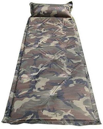 JKLL Camping Sleeping Pad Ultralumière pour Le Camping, la randonnée, l'oreiller, léger, étanche, Compact et Durable