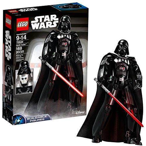 Lista de Lego Darth Vader comprados en linea. 9