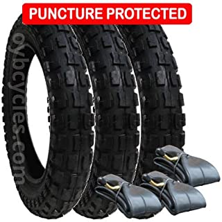 HS140 Puncture Protected Phil and Teds Explorer Tyre And Tube Set
