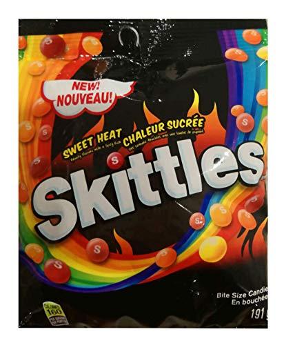 Skittles Sweet Heat, Bite Size Candies