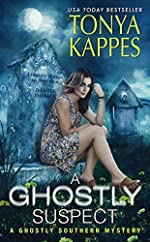 A Ghostly Suspect : A Ghostly Southern Mystery (Ghostly Southern Mysteries)