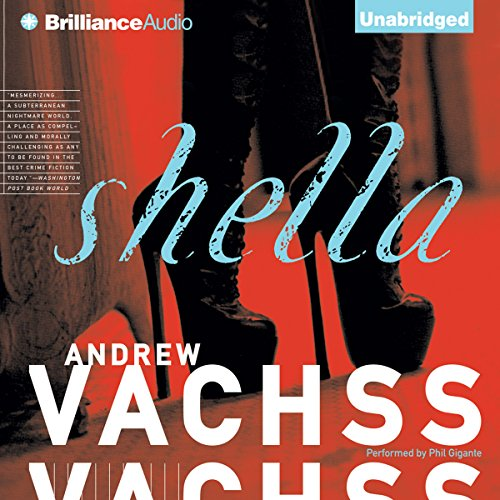Shella audiobook cover art