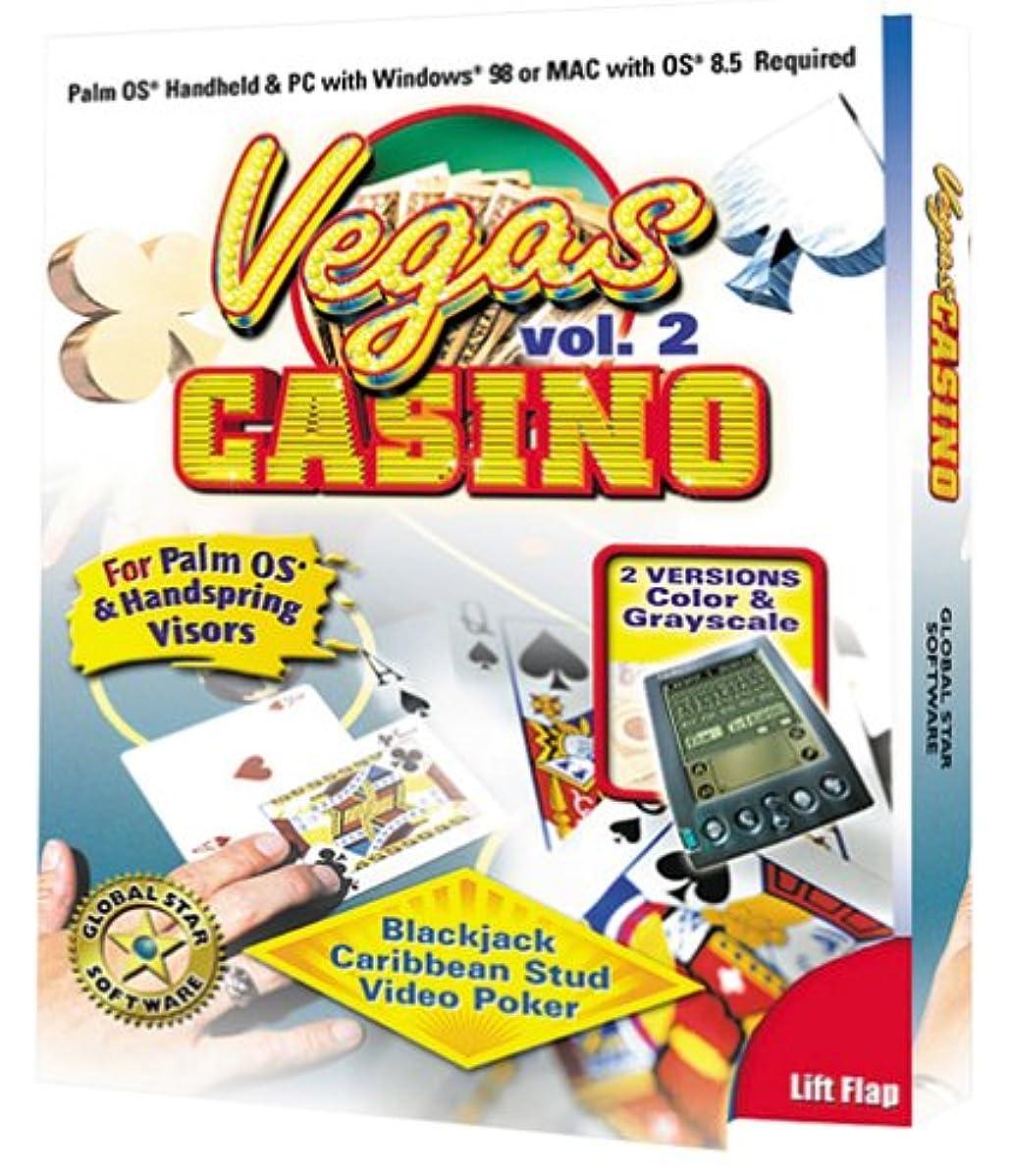生態学対処地元Vegas Casino Games Volume 2: Card Games for Palm OS (輸入版)