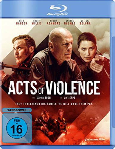 Acts of Violence [Blu-ray]