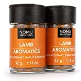 NOMU Essentials Lamb Seasoning Spice (2.26 oz | 2-pack) | MSG & Gluten Free, Non-GMO &...