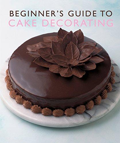 Beginner'S Guide to Cake Decorating (Murdoch Books)