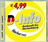 D-Info Herbst 2002 -