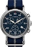 Timex Reloj Análogo clásico para Hombre de Cuarzo con Correa en Tela TW2T73800
