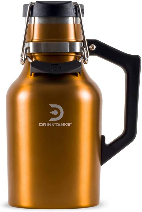 DrinkTanks 32 oz Vacuum Insulated Max Direct store 79% OFF Steel Stainless Growler Beer