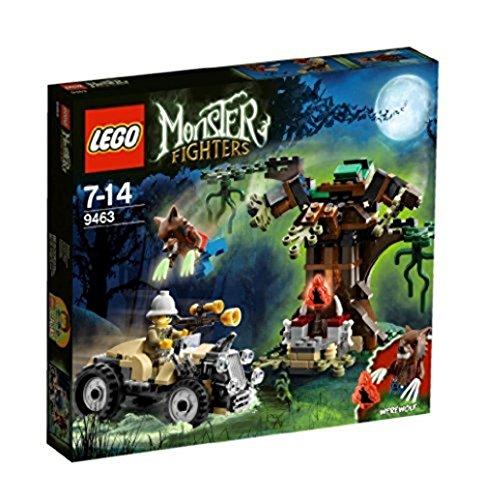 LEGO Monster Fighters - El Hombre Lobo (9463)