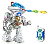 Playtech Logic PTL® RC Remote Control Fighting Robot Talking Kids Toy Robot