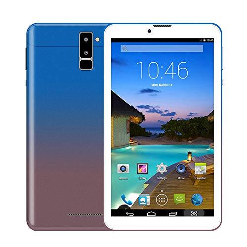 tablet PC Android Mini PC ultradelgada Bluetooth GPS Pantalla táctil HD Diseño de cámara Dual PC de Aprendizaje para niños