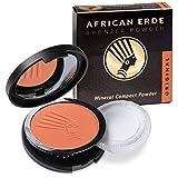 African Erde Compact Powder'ORIGINAL' - ohne Glitter, Mineralpuder