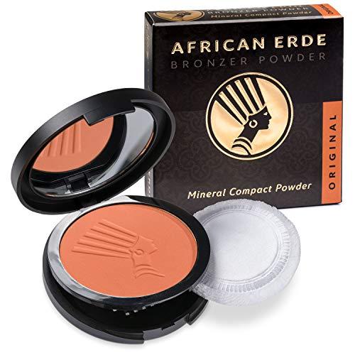 "African Erde Compact Powder\""Original\"" - ohne Glitter"