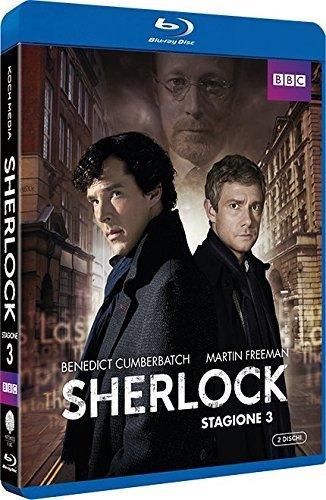 Sherlock Stagione 3 (2 Blu-Ray)