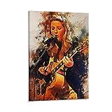 laoyinbi EllieS Goulding Poster, dekoratives Gemälde,