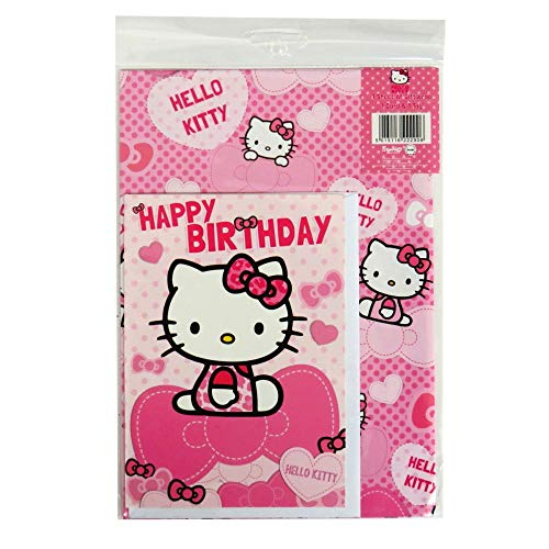 Hello Kitty 222906 Geburtstagsset Standard