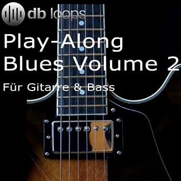 Play-Along Blues Volume 2