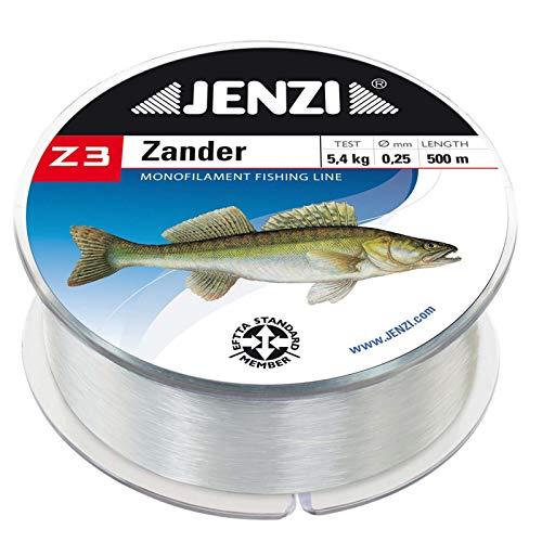 Angelschnur Z3 Line Zander, 0,28mm, 5,6kg, 500m
