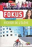 Fokus Allemand Terminales Fichier Eleve 2012