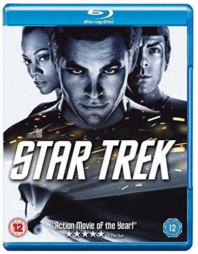 Star Trek [Blu-ray] [2009] [Region Free]