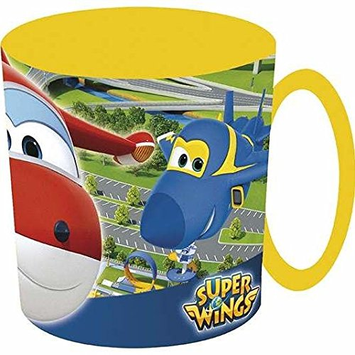 Stor Tasse Super Wings, passe au micro-ondes, 360 ml