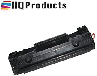 HQ Products Compatible Replacement HP 85X (CE285X) More Yield Black Toner Cartridge for use in HP LaserJet P1102, M1212NF MFP Series Printers.