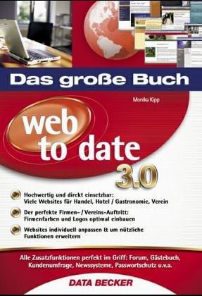 Das große Buch Web-to-Date 3.0