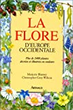 La flore d'Europe occidentale - Arthaud - 08/10/1992