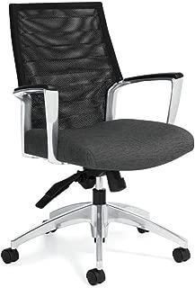 Accord Mesh Mid Back Chair Dimensions: 25