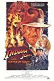 Indiana Jones and the Temple of Doom Plakat Movie Poster