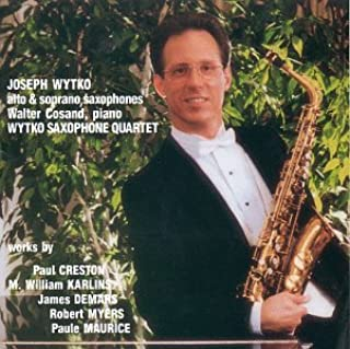 Sonatas for Alto Saxophone & Piano