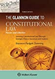 Image of The Glannon Guide to Constitutional Law: Powers and Liberties: Learning Constitutional Law Through Multiple-Choice Questions and Analysis (Glannon Guides)