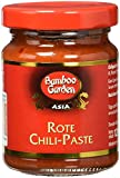 Bamboo Garden rote Chili Paste, 6er Pack (6 x 125 g)