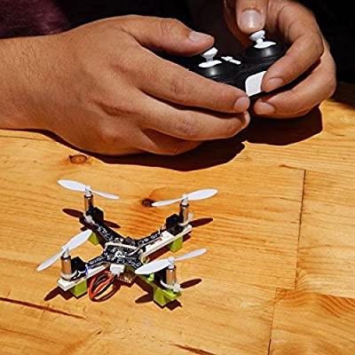Kitables DIY Mini Drone, Quadcopter Kit, Fun & Perfect for Stem Curriculum