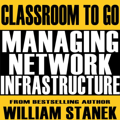 Managing Network Infrastructure Classroom-To-Go audiobook cover art