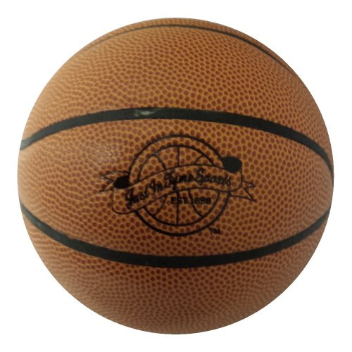 "5"" Mini Pro Synthetic Leather Basketball"