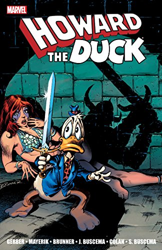 Howard The Duck: The Complete Collection Vol. 1 (Howard the Duck (1976-1979)) (English Edition)